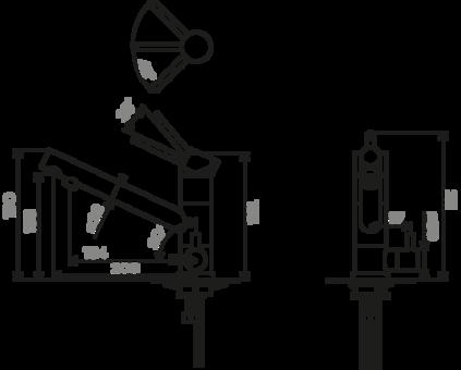 Кухонный смеситель Omoikiri Tonami-EV 4994063 (эверест)