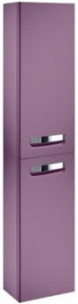 Шкаф-пенал Roca Gap ZRU9302746 34,5x20x160 R, фиолет