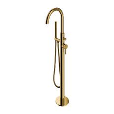 Смеситель отдельностоящий для ванны Omnires Y1233GL