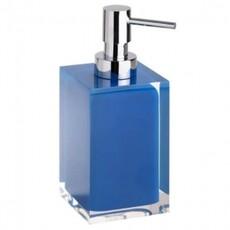Дозатор жидкого мыла синий Bemeta Vista 120109016-102