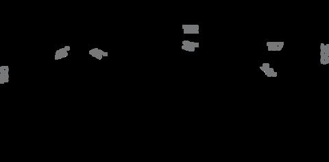 Кухонный смеситель Omoikiri Okinawa-SI (античное серебро, кристаллы Swarovski)