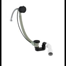 Сифон для ванны c наполнением Omnires TK122-PLUS-3.43+64-SBL