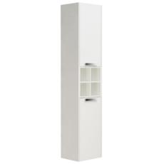 Шкаф-пенал Roca LAGO 7857297806 белый глянец