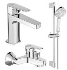Комплект смесителей для ванны Ideal Standard ESLA BC264AA хром