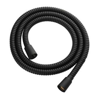 Душевой шланг 125 cm черный матовый Omnires 022-XBL