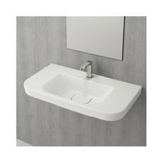 Умывальник Bocchi Vessel Basin 85х45 см белый (1231-061-0126)