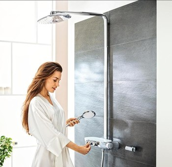 Душевая система Grohe Rainshower System SmartControl DUO (26250000)