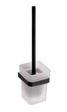 Bemeta NERO ёршик настенный, черный (135013010)
