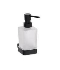 Bemeta NERO дозатор мыла, черный (135009040)