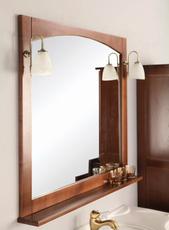 Зеркало 105 см Roca America орех (ZRU9302794)