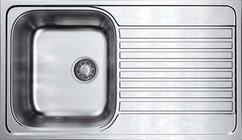 Кухонная мойка Omoikiri Kashiogawa 86-IN