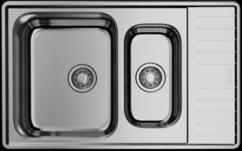 Кухонная мойка Omoikiri Sagami 79-2-IN