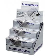 Средство для ухода за мойками из нержавеющей стали Blanco POLISH (12 тюбиков по 150г)