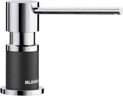 Дозатор Blanco LATO (хром/черный)