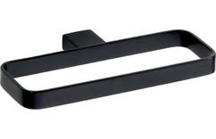 Bemeta NERO полотенцедержатель кольцо, черный (135004060)