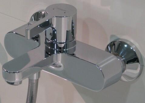 Смеситель для ванны и душа Hansgrohe Metris S (31460000)