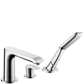 Смеситель для ванны и душа Hansgrohe Metris (31190000)