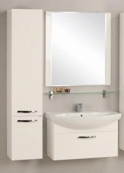 Зеркало для ванной Акватон Ария 80 бел. 1A141902AA010