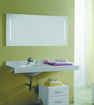 Зеркало для ванной Акватон Отель 80 бел. 1A101302OT010