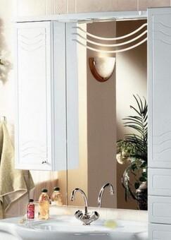 Зеркало для ванной Акватон Домус 95 бел. прав. 1A001002DO01R