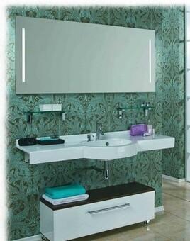 Зеркало Акватон Отель 150 (1A107502OT010)
