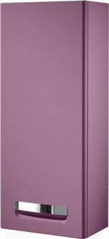 Шкаф-пенал Roca Шкаф-полупенал THE GAP левый фиолетовый ZRU9302745