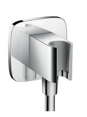 Подключение душевого шланга Hansgrohe Fixfit Porter E (26485000)