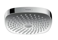 Верхний душ Hansgrohe Croma Select E 180 2jet (26524400)