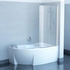Шторка для ванны Ravak CVSK1 ROSA 160/170