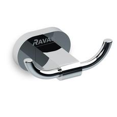 Ravak Крючок для полотенца CHROME X07P186, двойной