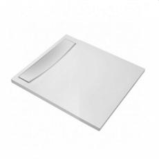 Крышка слива для душевого поддона Jacob Delafon Flight NEUS (80 см), E62C80-00 (блестящий белый)