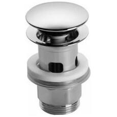 Донный клапан с переливом Jacob Delafon E78296-CP (хром)