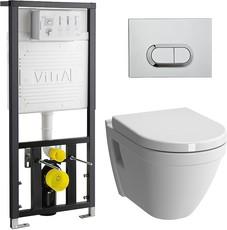 Унитаз Vitra комплект S50 9003B003-7201 (9003B003-7201)
