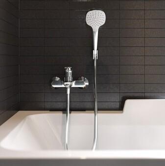 Смеситель для ванны и душа Hansgrohe Logis (71400000)