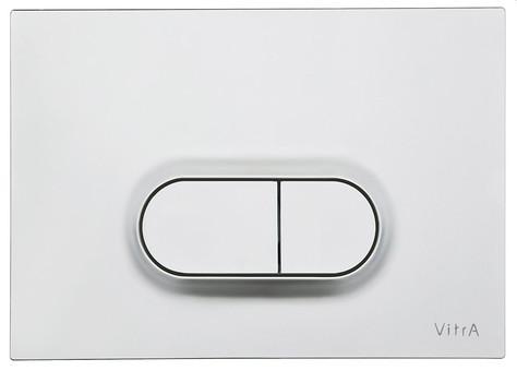 Комплект Vitra Normus 4 в 1 инсталляция + унитаз + кнопка + крышка (9773B003-7203)