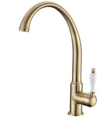 Смеситель для кухни Kaiser Vincent Ф35 Bronze (31333-3)