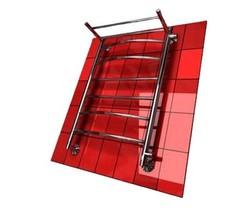 Водяной полотенцесушитель Двин TFG (боковое подключение)