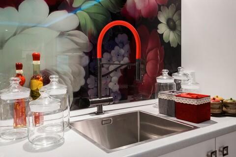 Кухонный смеситель Omoikiri Kanto-PVD-GM