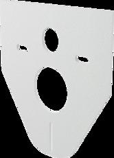 Звукоизоляционная панель для подвесных унитазов и биде Lavinia Boho RelFix