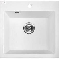 Кухонная мойка Laveo Alena SBA_610T (49х49) (белый)