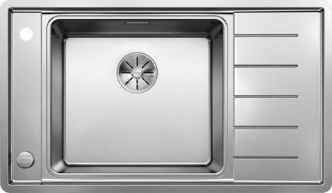 Кухонная мойка Blanco Andano XL 6 S-IF Compact (зеркальная полировка, левая)