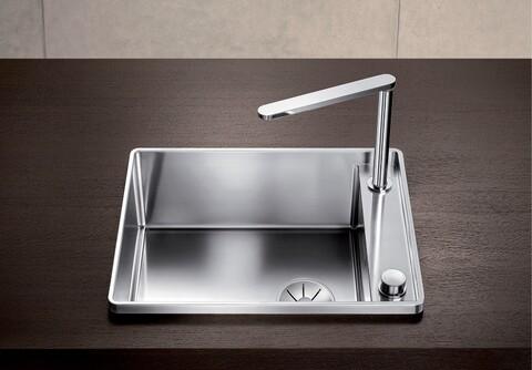Кухонная мойка Blanco Attika 60/A (зеркальная полировка)