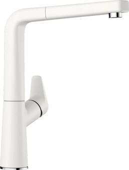 Кухонный смеситель Blanco Avona-S (белый)