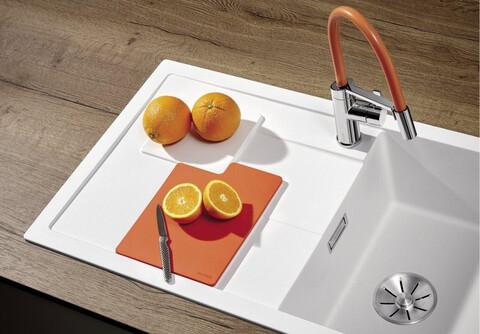 Разделочная доска гибкая Blanco SityPad апельсин (236719)