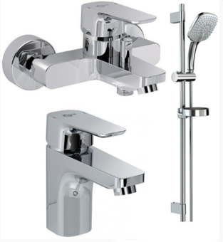 Комплект смесителей для ванны Ideal Standard CERAPLAN III B1118AA хром