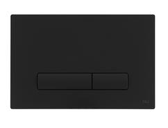 Панель механическая Oli Glam OLIpure черная soft-touch (матовая) 139181