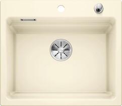 Кухонная мойка Blanco Etagon 6 (глянцевый магнолия, с отводной арматурой InFino®)
