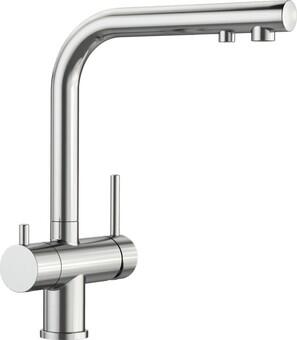 Кухонный смеситель Blanco Fontas II UltraResist (нержавеющая сталь)