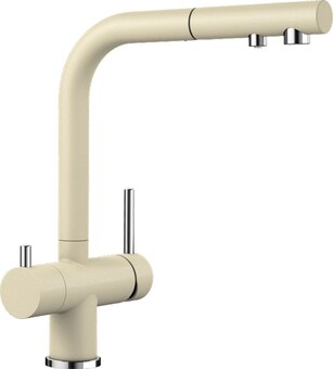 Кухонный смеситель Blanco Fontas-S II 525203 (шампань)