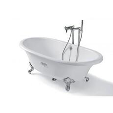 Чугунная ванна Newcast 170x85 белая (233650007)